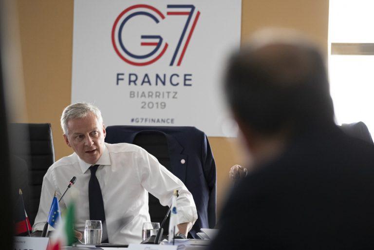 Στο στόχαστρο των G7 τα κρυπτονομίσματα και η φοροαποφυγή των τεχνολογικών κολοσσών