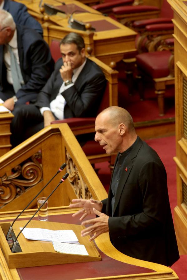 Η αντίδραση της αντιπολίτευσης στις προγραμματικές δηλώσεις της νέας κυβέρνησης