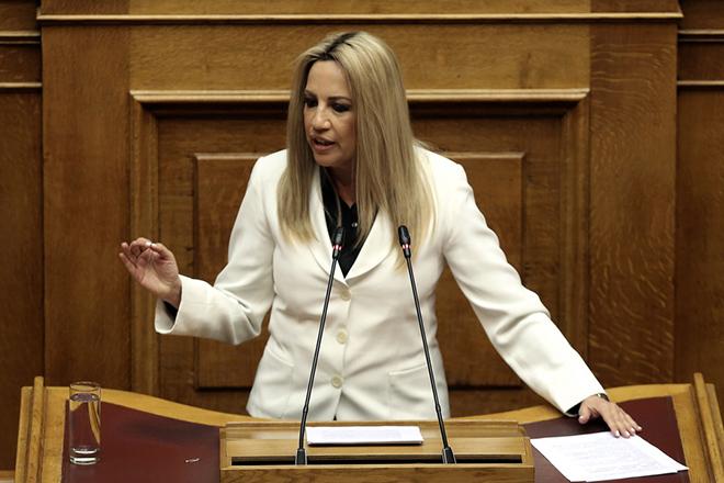Γεννηματά: Για να βγει η Ελλάδα οριστικά από την κρίση χρειάζονται καθαρές απαντήσεις και συγκεκριμένες δεσμεύσεις