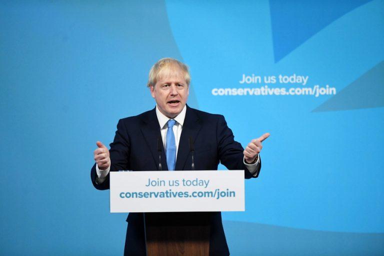 Ο Μπόρις Τζόνσον είναι ο νέος πρωθυπουργός της Βρετανίας