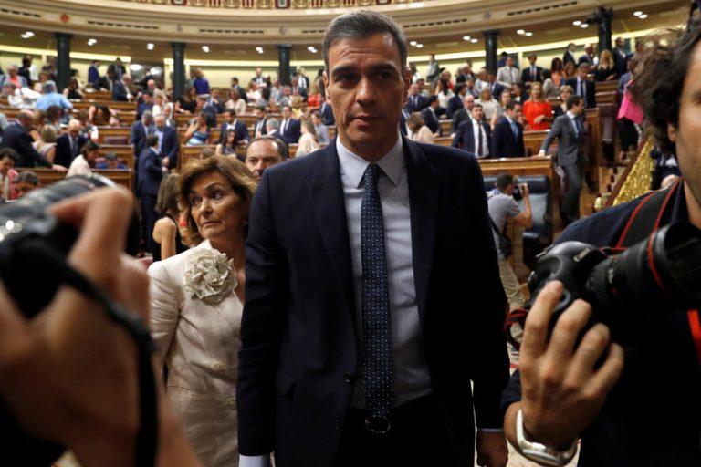 Πρόωρες εκλογές για την Ισπανία στις 10 Νοεμβρίου