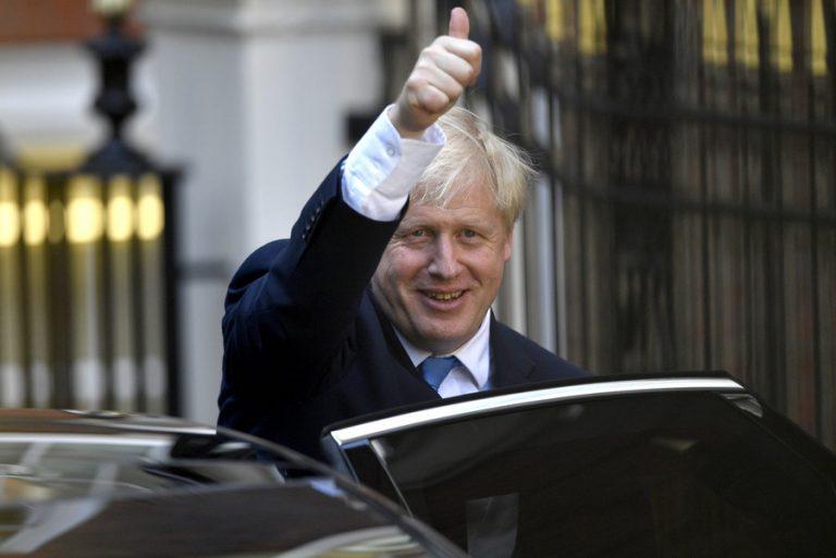 Ο Τζόνσον θα παρουσιάσει σήμερα στην ΕΕ την «τελική προσφορά του» για το Brexit