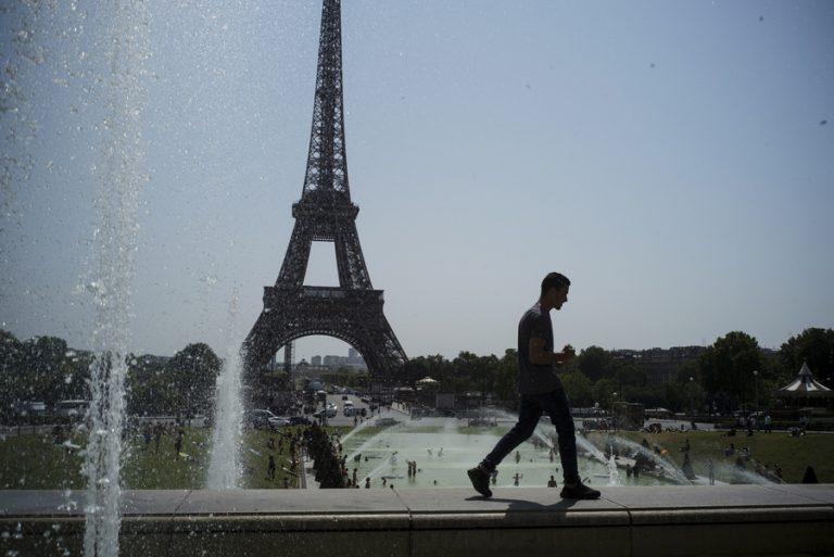 «Ανάσα» δροσιάς για την Ευρώπη μετά τα ρεκόρ υψηλών θερμοκρασιών