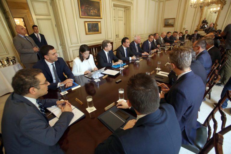 Ολοκληρώθηκε το υπουργικό συμβούλιο – Την επόμενη εβδομάδα στη Βουλή το διυπουργικό νομοσχέδιο