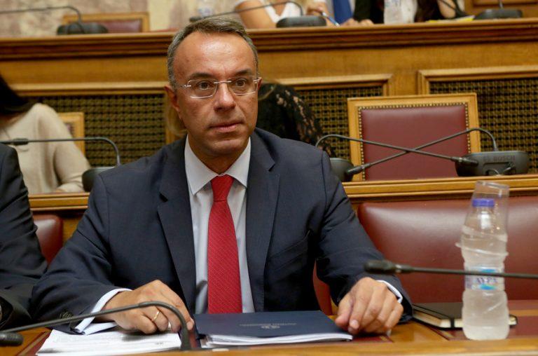 Σταϊκούρας: Ξεκινά το 2020 η διαπραγμάτευση για τη μείωση των πρωτογενών πλεονασμάτων