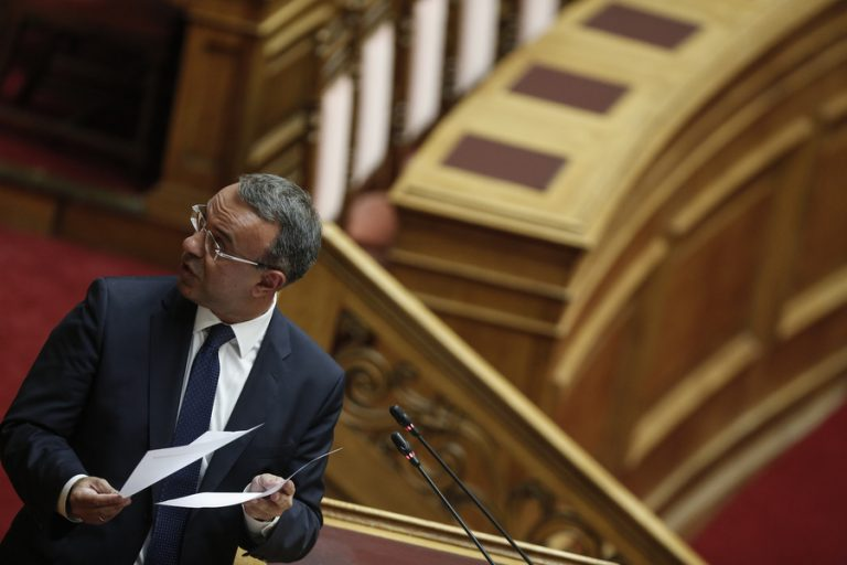 Σταϊκούρας: Ξεκίνησε η απαλλαγή της μεσαίας τάξης από την υπερφορολόγηση