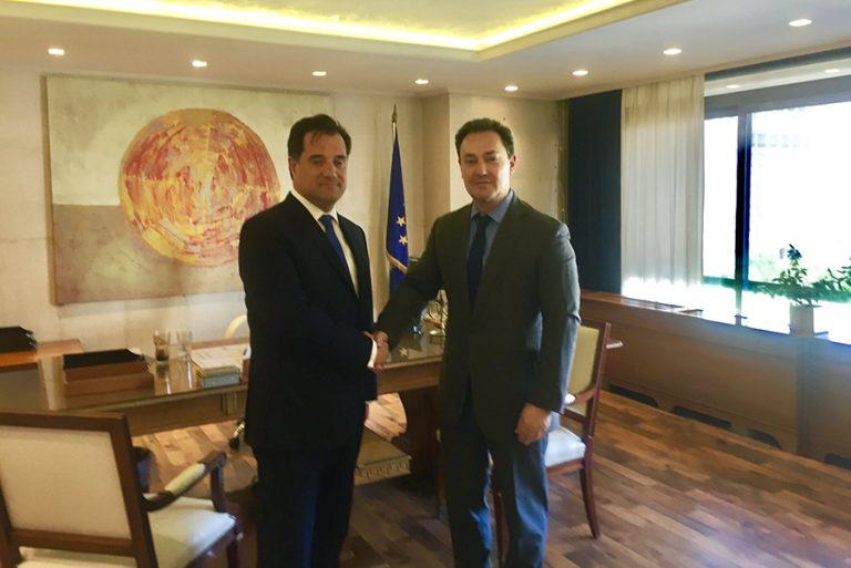 Δέσμευση Γεωργιάδη να «ξεκλειδώσει» άμεσα η επένδυση στο Ελληνικό