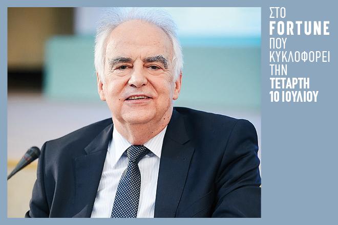Ευστάθιος Τσοτσορός: Ο πρόεδρος και CEO των ΕΛΠΕ μιλάει αποκλειστικά στο νέο τεύχος του Fortune