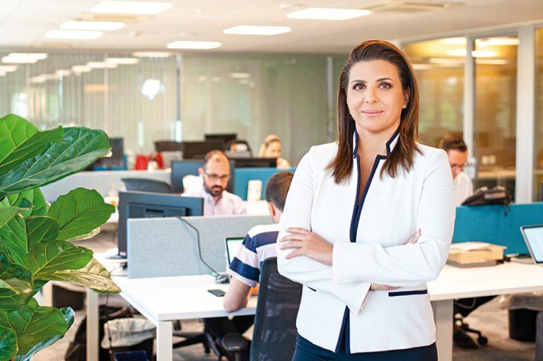 Αποχωρεί από το τιμόνι της Microsoft Ελλάδος, Κύπρου και Μάλτας η Πέγκυ Αντωνάκου