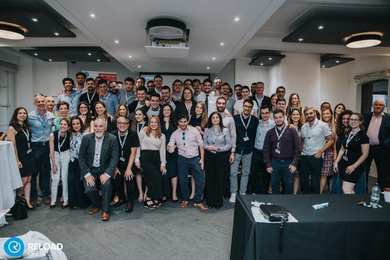 Οι νικήτριες startups του RG Challenge19