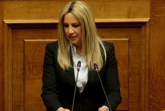 Φ. Γεννηματά: Οι 6 αλήθειες σας κρύβουν αντίστοιχα ψέμματα κ. Μητσοτάκη