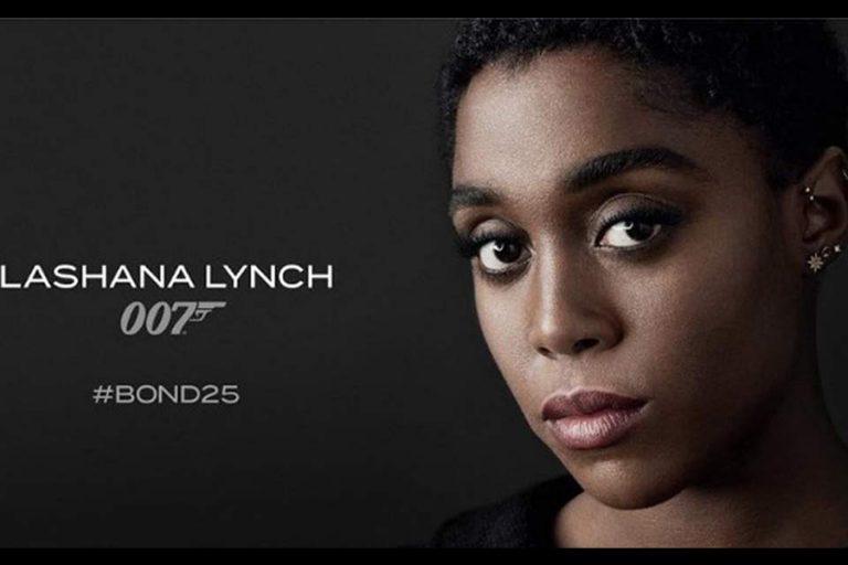 Λασάνα Λιντς: Η θηλυκή 007 θα έχει αποστολή να πείσει τον Τζέιμς Μποντ να επιστρέψει
