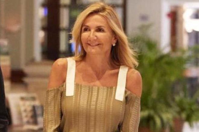 Μαρέβα Μητσοτάκη: Η chic εμφάνιση της στο δείπνο με τον Πρόεδρο της Κυπριακής Δημοκρατίας