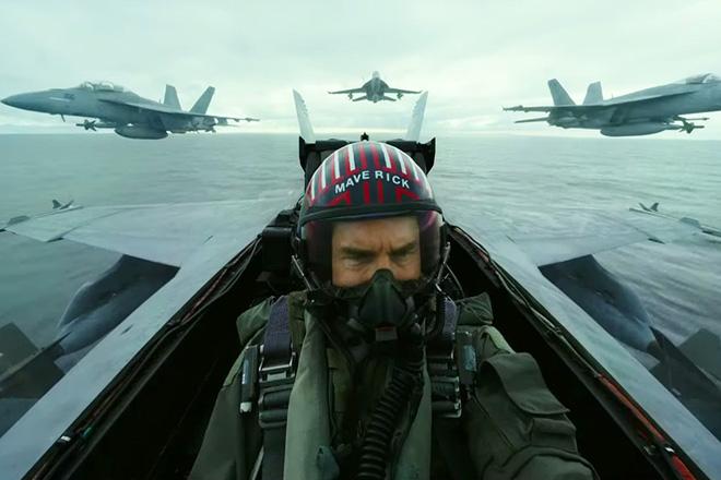 Εμφάνιση-έκπληξη από τον Τομ Κρουζ και επιστροφή στη μεγάλη οθόνη ως «Top Gun: Maverick» (Βίντεο)