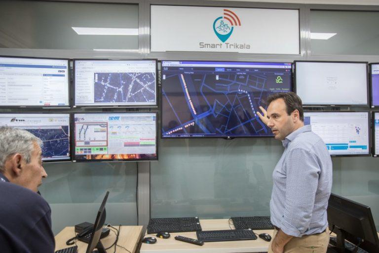 Δημήτρης Παπαστεργίου στο Business Monitor: Έτσι έγιναν τα Τρίκαλα ένα ελληνικό «καλό παράδειγμα» έξυπνης πόλης