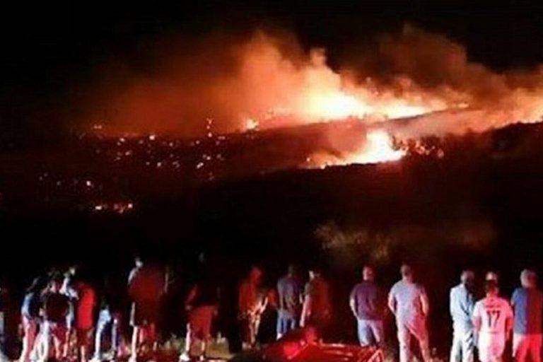 Κύπρος: Έκρηξη στα κατεχόμενα- Συνετρίβη άγνωστο αντικείμενο (Βίντεο)