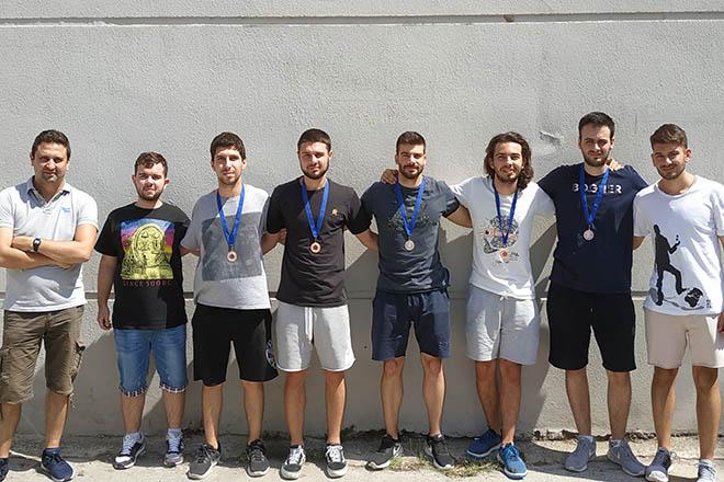 Πέντε μετάλλια για το ΑΠΘ στον 26ο Διεθνή Διαγωνισμό «International Mathematics Competition»