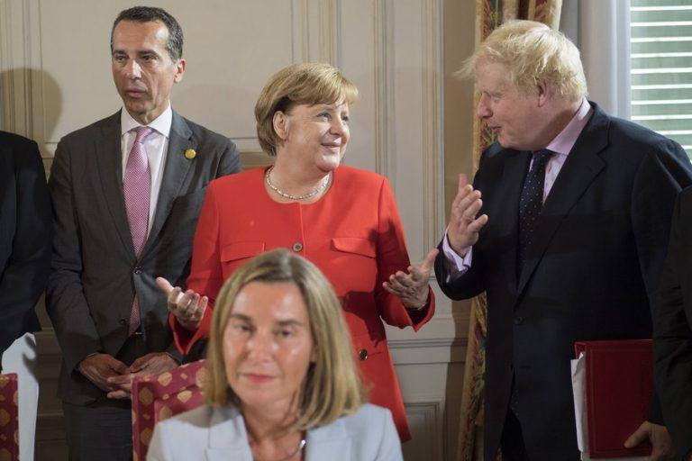 Μέρκελ: Η Γερμανία έχει προετοιμαστεί ακόμα και για ένα no deal Brexit