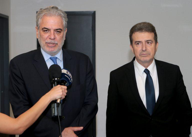 Χρ. Στυλιανίδης για πυρκαγιές: Η Ευρώπη θα μείνει δίπλα στην Ελλάδα
