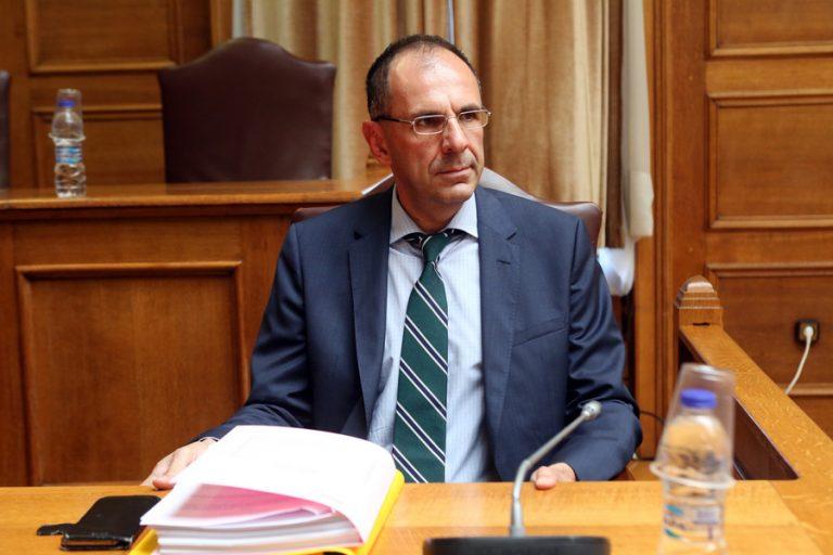 Γ. Γεραπετρίτης: Αναμένουμε περίπου 2,1 εκατ. δόσεις της AstraZeneca ως τον Φεβρουάριο