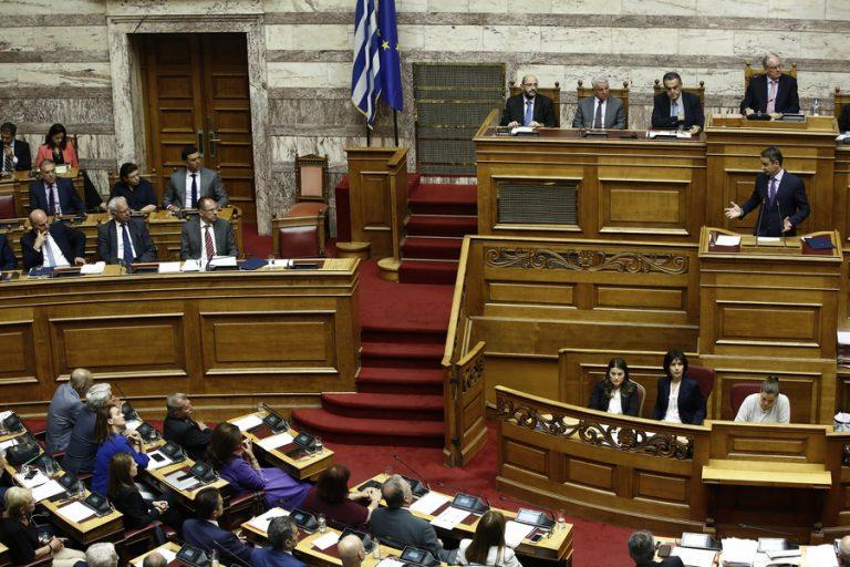 Υπερψηφίστηκε από ΝΔ και Ελληνική Λύση η κατάργηση του ασύλου – Αποχώρηση ΣΥΡΙΖΑ και ΜεΡΑ25