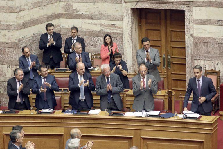 Πέρασε από τη βουλή το νομοσχέδιο για το επιτελικό κράτος