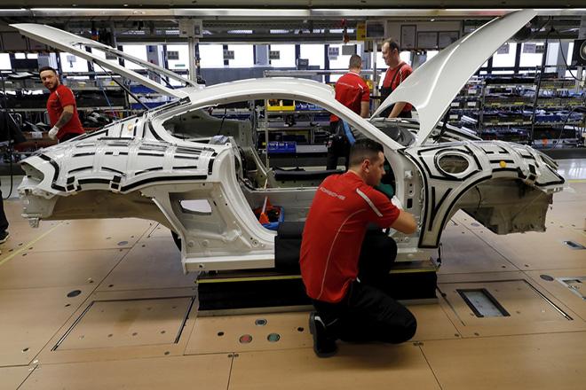 Στα όρια της στασιμότητας η οικονομία της ευρωζώνης
