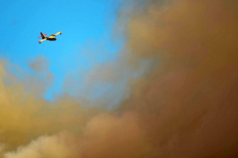 Πυρκαγιές σε Λακωνία και Κέρκυρα- Δεν απειλούνται κατοικημένες περιοχές
