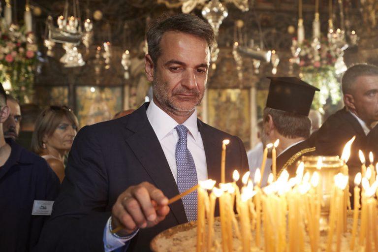 Κυρ. Μητσοτάκης: «Η Ελλάδα επιτέλους γυρίζει σελίδα και βλέπει το μέλλον της με αισιοδοξία»