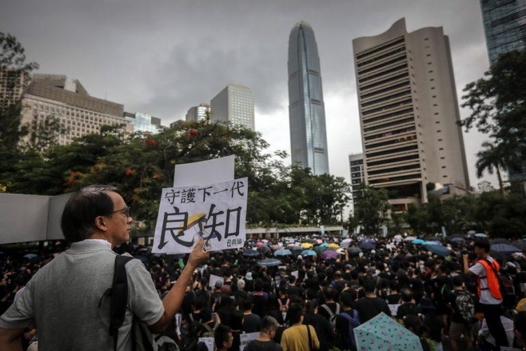 Για πρώτη φορά σε ύφεση το Χονγκ Κονγκ από την οικονομική κρίση του 2008
