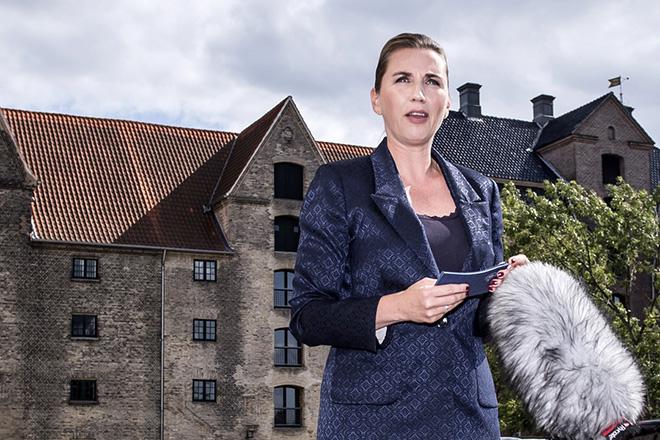 «Eνοχλημένη» η πρωθυπουργός της Δανίας από τη στάση του Τραμπ μετά την άρνηση πώλησης της Γροιλανδίας