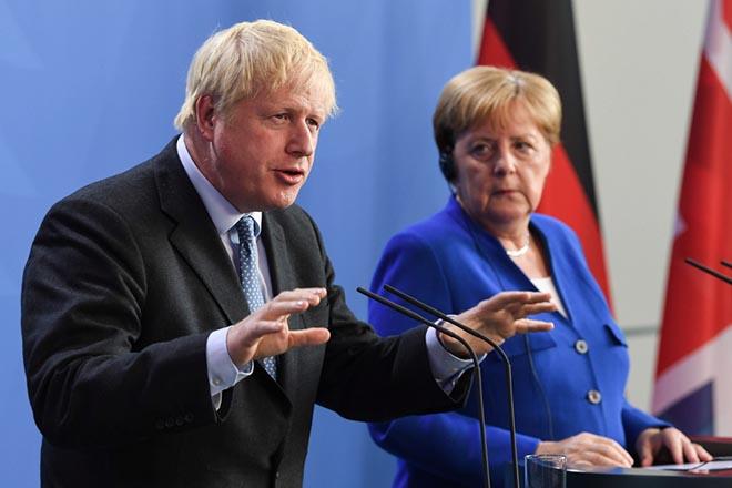 Ο Τζόνσον «δεν πείθει» τους Ευρωπαίους για το ιρλανδικό ζήτημα