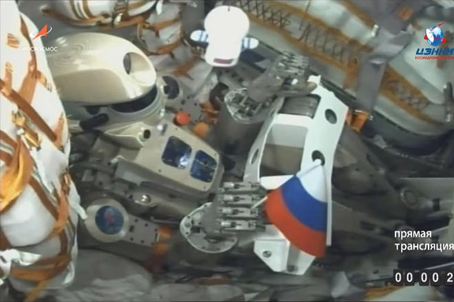 Το πρώτο της ανθρωποειδές ρομπότ ονόματι Φιόντορ έστειλε η Ρωσία στον Διεθνή Διαστημικό Σταθμό