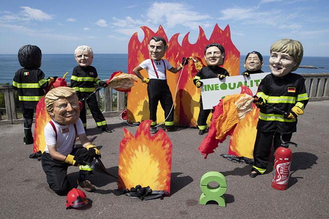 Στη Γαλλία στραμμένα τα βλέμματα για την «εκρηκτική» Σύνοδο των G7 – Τι να περιμένουμε