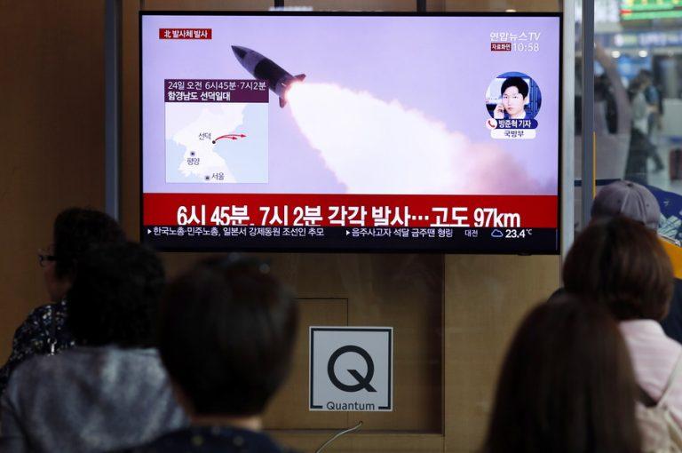 Βόρεια Κορέα: Κάναμε «πολύ σημαντική δοκιμή» με επιτυχία