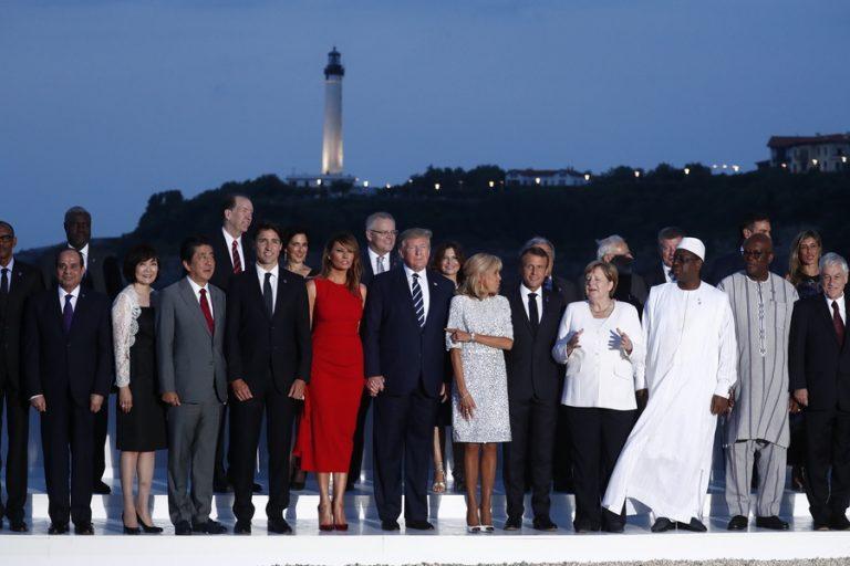 Ολοκληρώνεται σήμερα η σύνοδος των G7- Κλιματική αλλαγή και ψηφιακή οικονομία στην ατζέντα