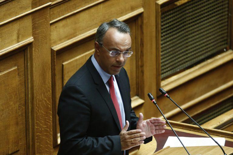 Σταϊκούρας: Η ρύθμιση για τη ΛΑΡΚΟ αποτρέπει την άτακτη χρεοκοπία της