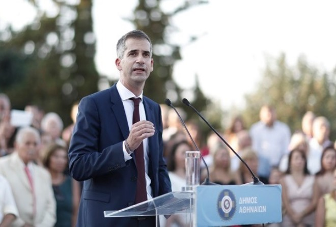 Μπακογιάννης: Θα σηκώσουμε ολόκληρη την Αθήνα ψηλά, χωρίς εξαιρέσεις και αποκλεισμούς