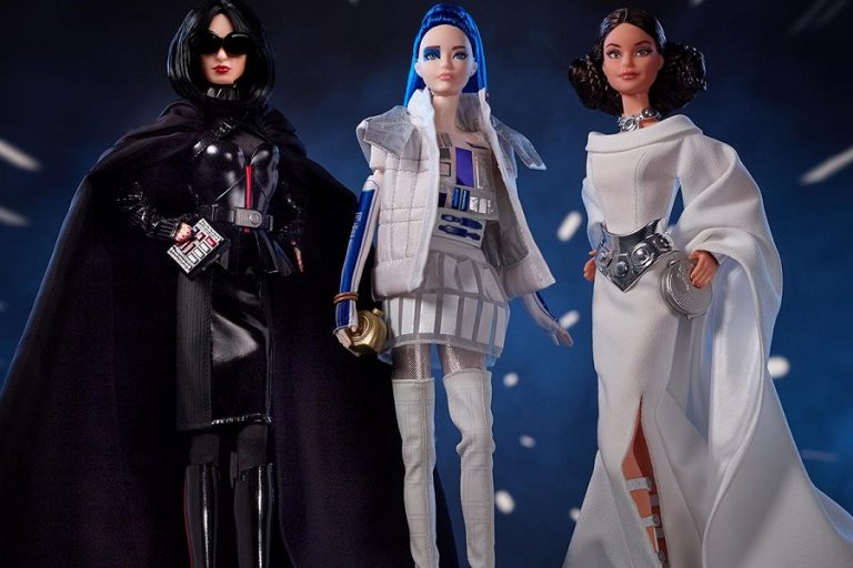 Η Μattel παρουσιάζει την Barbie «Star Wars» (Φωτογραφίες)