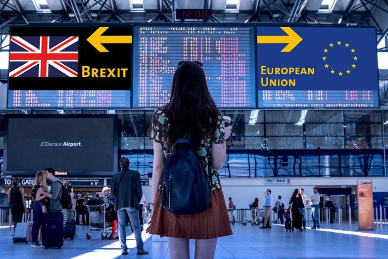 Αμερικανικό μοντέλο για όσους Ευρωπαίους θέλουν να ταξιδέψουν στη Βρετανία μετά το Brexit