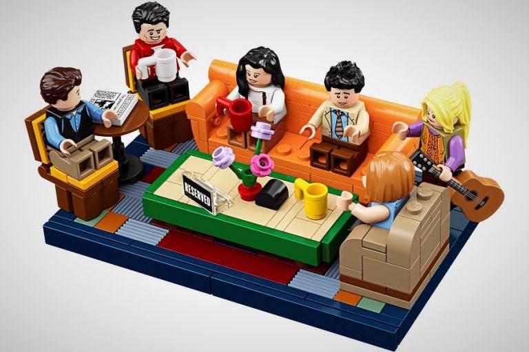Τα τηλεοπτικά «Φιλαράκια» αποκτούν δικό τους LEGO σετ (Φωτογραφίες)