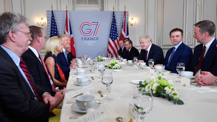 G7: Μήνυμα αποφυγής σύγκρουσης με το Ιράν – Ο Τραμπ διαχωρίζει τη θέση του