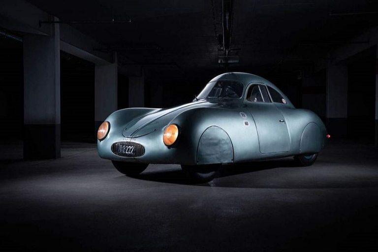 Το πρώτο αμάξι του Φερδινάνδου Πόρσε πωλείται 20 εκατ. δολάρια
