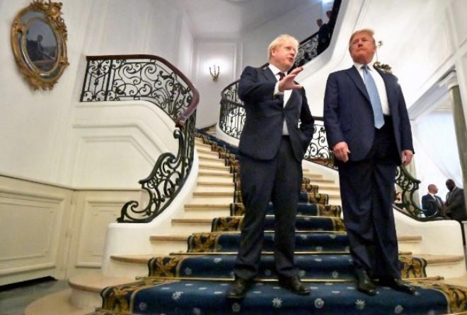 Nτόναλντ Tραμπ: O Μπόρις Τζόνσον είναι ο κατάλληλος άνθρωπος για το Brexit