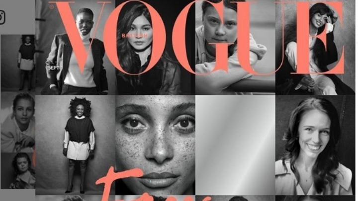 Ξεπούλησε η βρετανική Vogue που επιμελήθηκε η Μέγκαν Μαρκλ
