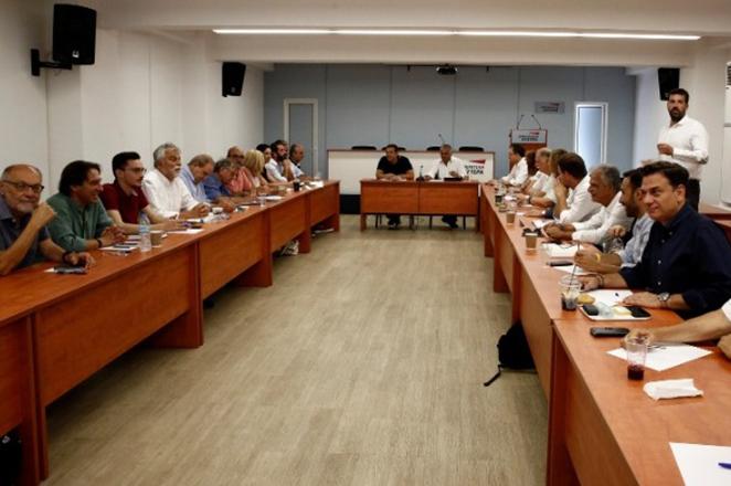 Μπήκαν οι βάσεις για την κοινή πορεία ΣΥΡΙΖΑ – Προοδευτικής Συμμαχίας