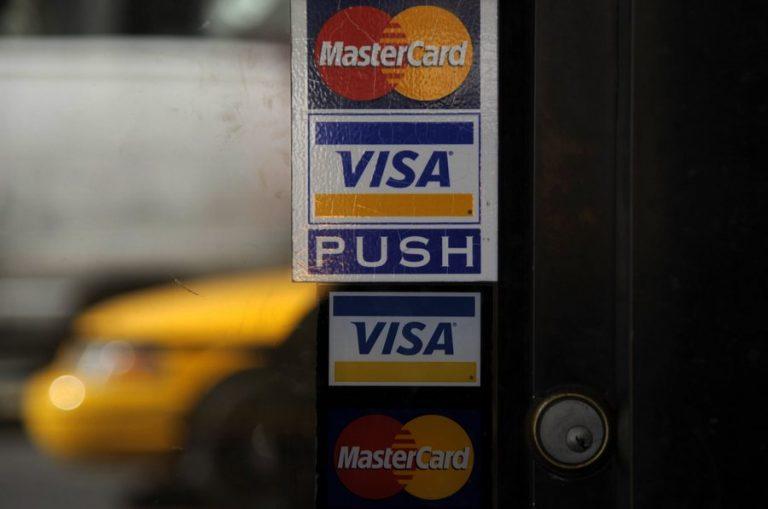 Η σπάνια περίπτωση ενός «μονόκερου» που έφερε κοντά τη Visa με τη Mastercard