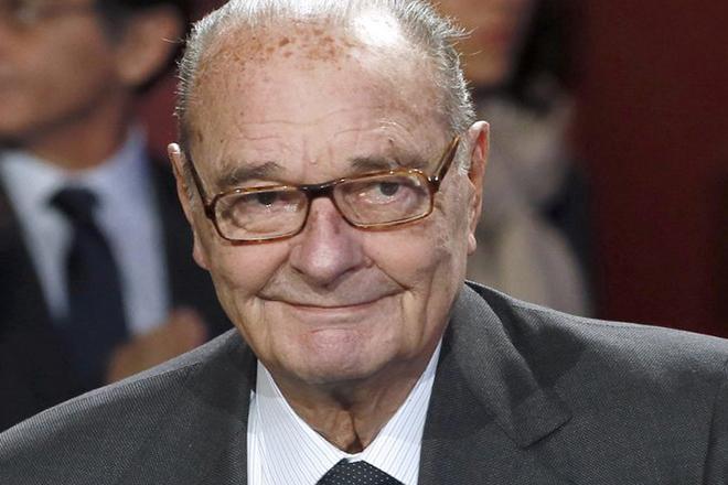 Απεβίωσε ο πρώην πρόεδρος της Γαλλίας, Ζακ Σιράκ