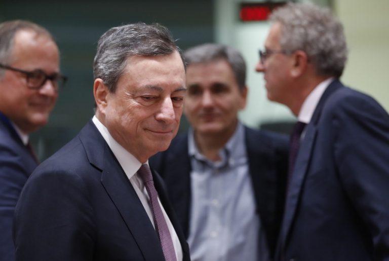 Αποκάλυψη Ντράγκι για το κρίσιμο 2015: Δεν είχαμε ποτέ «σχέδιο Β» για την Ελλάδα