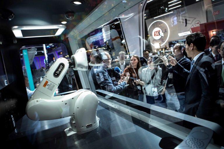 Υποδεχθείτε τα ρομπότ-barista που θα σερβίρουν τον… καπουτσίνο σας